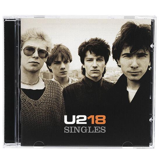 U2 - U218 Singles - CD