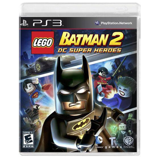 LEGO Batman 2: DC Super Heros
