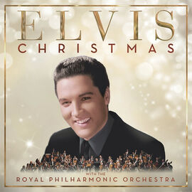 Elvis Presley - Christmas with Elvis Presley and The Royal Philharmonic Orchestra - CD