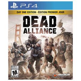 PS4 Dead Alliance