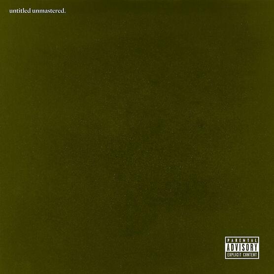 Kendrick Lamar - Untitled, Unmastered - CD