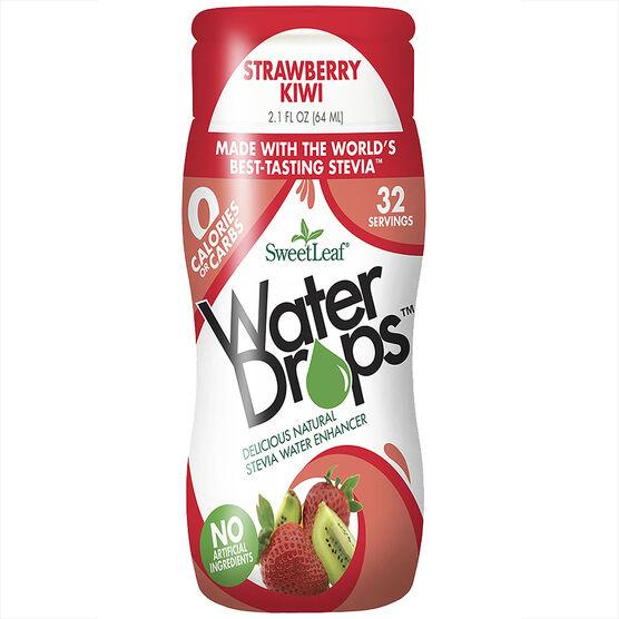 Sweetleaf Water Drops - Strawberry - 54ml