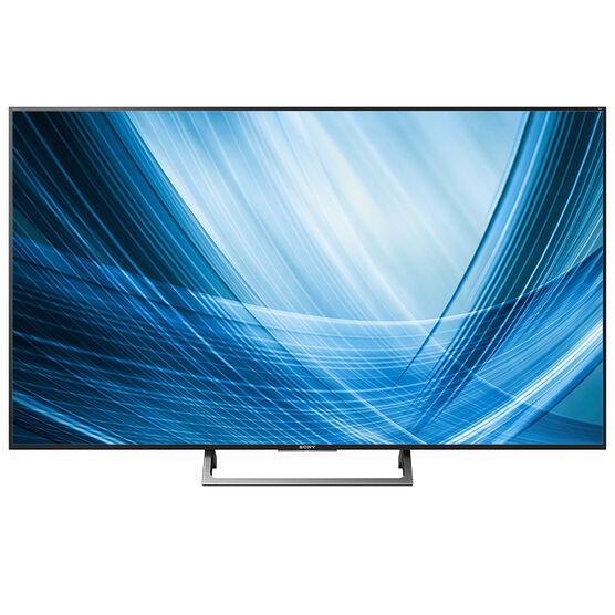 Sony 65-in 4K HDR Ultra HD Smart TV - XBR65X850E