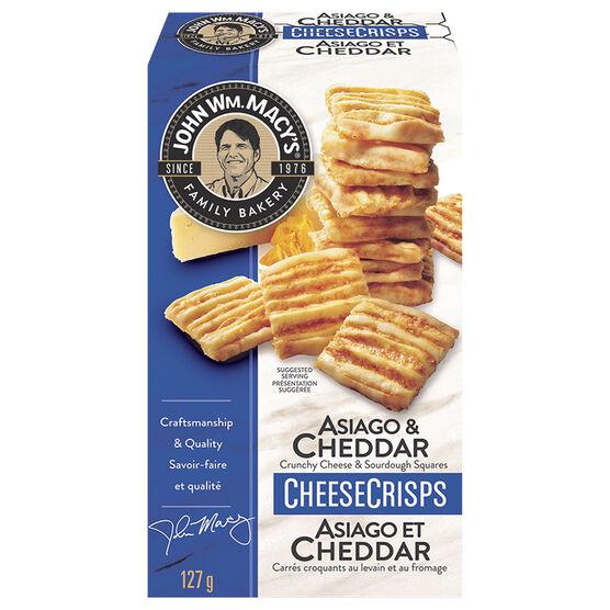 John Macy's Crisps - Cheese - 127g