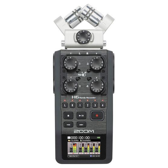 Zoom H6 Handy Recorder - H6
