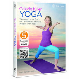 Calorie Killer Yoga - DVD