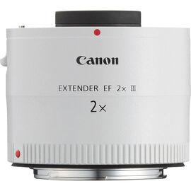 Canon Extender EF 2X III- White - 4410B002