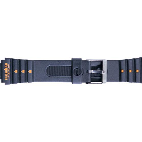 Timex Watch Sport Resin Strap - Black - TX1247