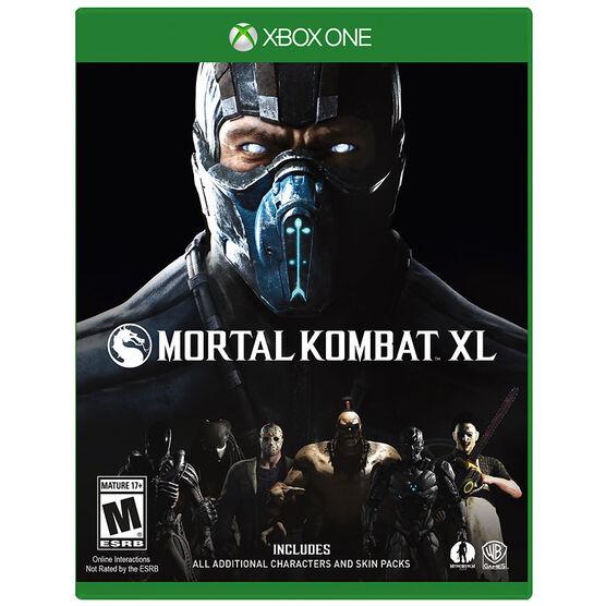 Xbox One Mortal Kombat XL