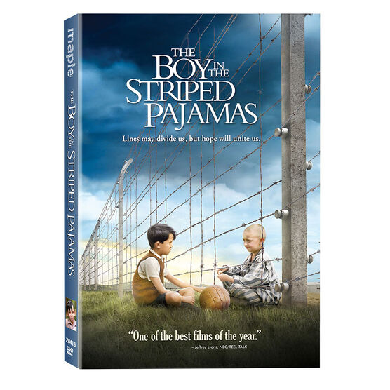Boy In The Striped Pajamas - DVD