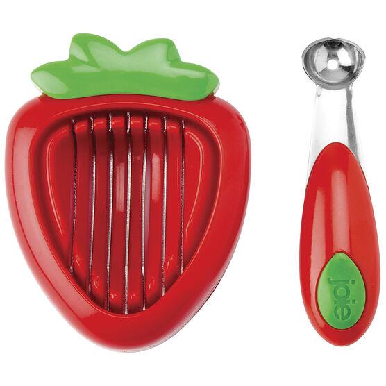MSC Joie Simply Slice Strawberry Slicer Set