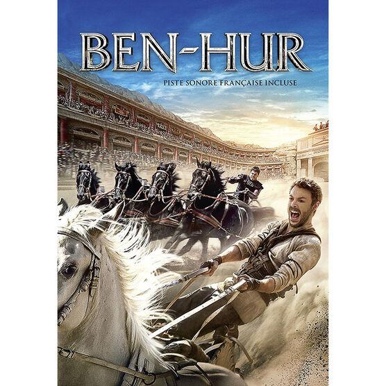 Ben-Hur (2016) - DVD