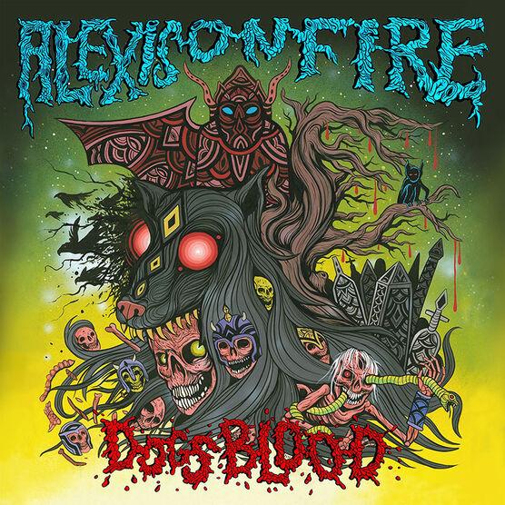 Alexisonfire - Dogs Blood - 180g Vinyl