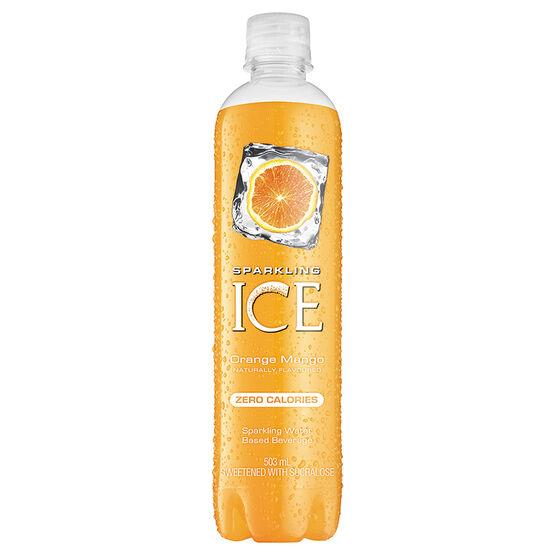 Sparkling Ice - Orange Mango - 503ml