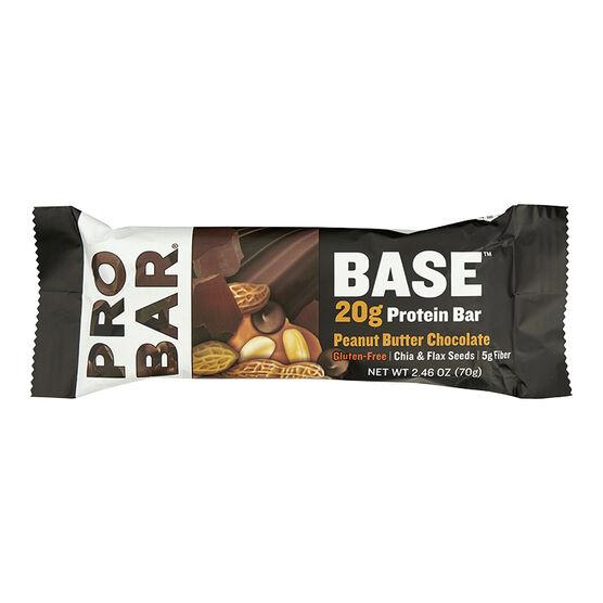 Pro Bar Base Bar 20g Protein Bar - Peanut Butter Chocolate - 70g