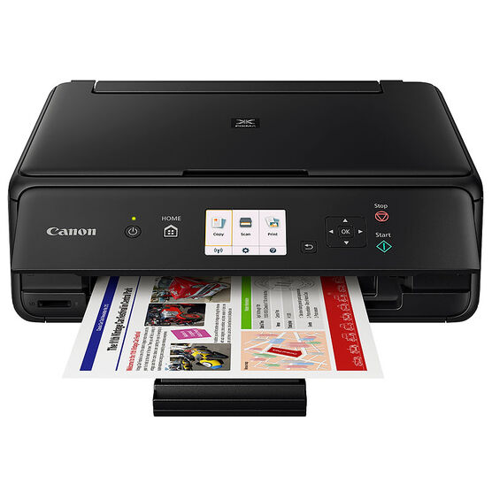 Canon Pixma TS5020 Multifunction Printer - Black - 1367C003