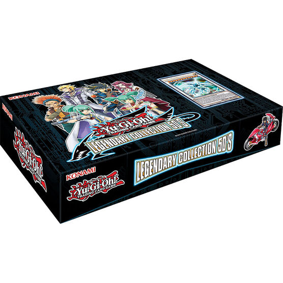 Yu-Gi-Oh! Legendary Collection 5D's Mega Pack