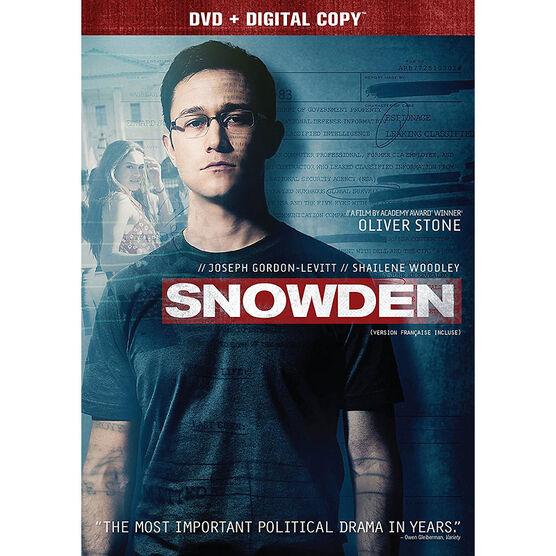 Snowden - DVD
