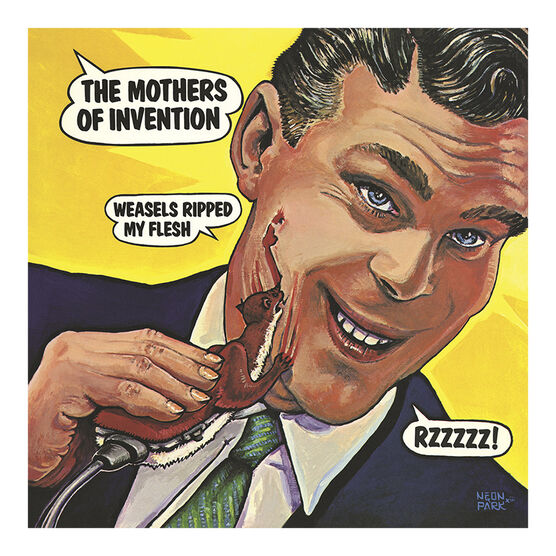 The Mothers of Invention - Weasels Ripped My Flesh - Vinyl