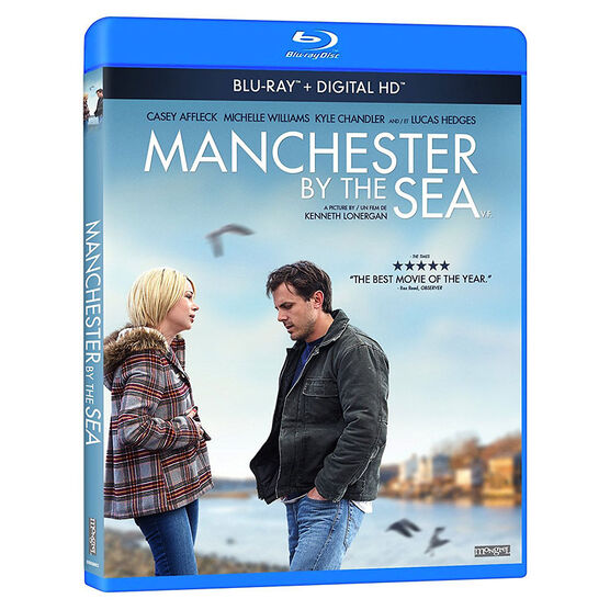 Manchester By The Sea - Blu-ray