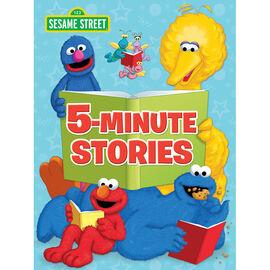 Sesame Street 5-Minute Stories