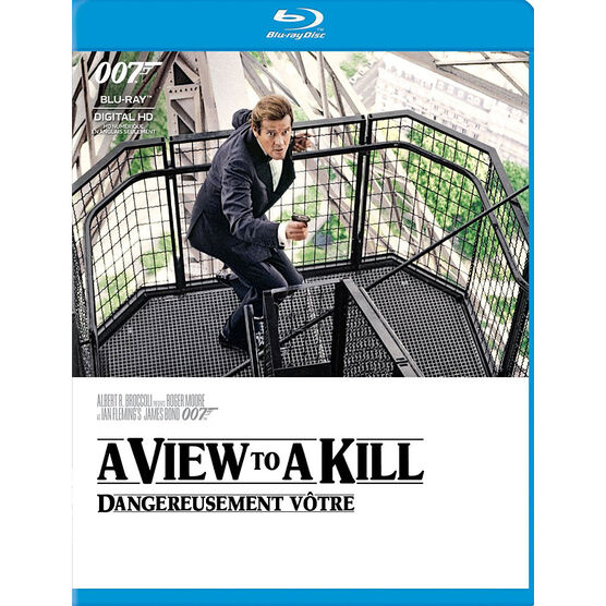 A View to a Kill (1985) - Blu-ray