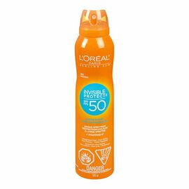 L'Oreal Sublime Sun Invisible Protect Sheer Spray - SPF 50 - 120g