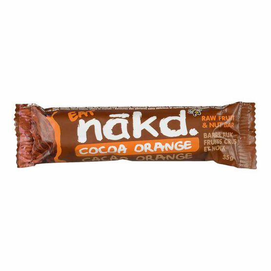 Eat Nakd Raw Fruit & Nut Bar - Cocoa Orange - 35g