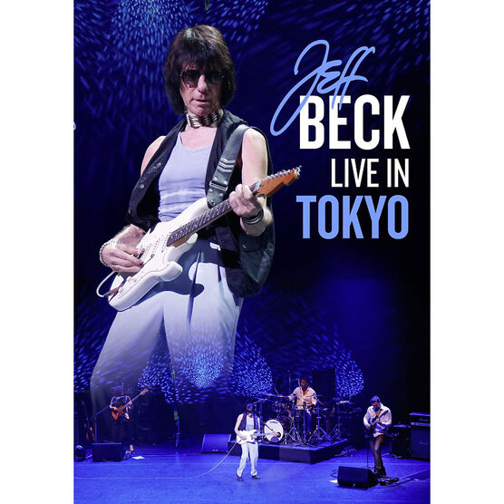 Jeff Beck: Live in Tokyo - Blu-ray