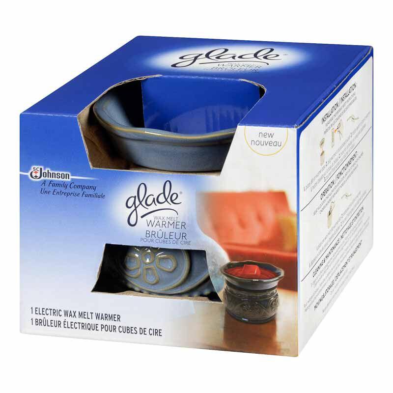 glade wax melt warmer 1 unit