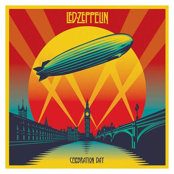 Led Zeppelin - Celebration Day - 2 CD