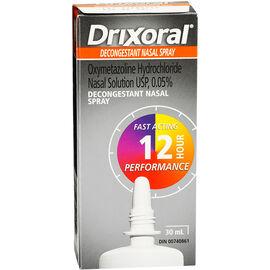 Drixoral Decongestant Nasal Spray - 30ml
