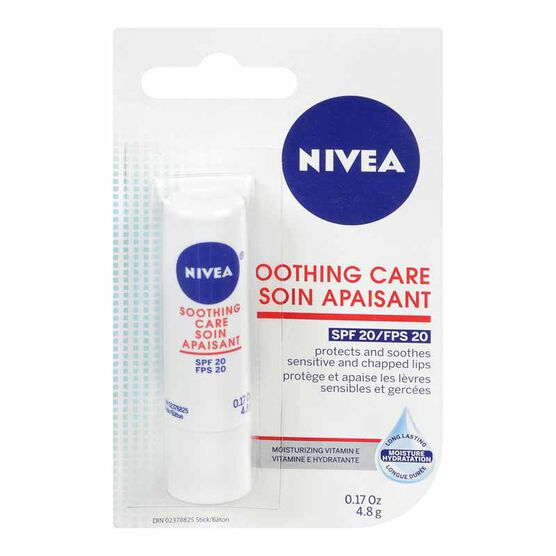 Nivea Soothing Care Lip Care - 4.8g