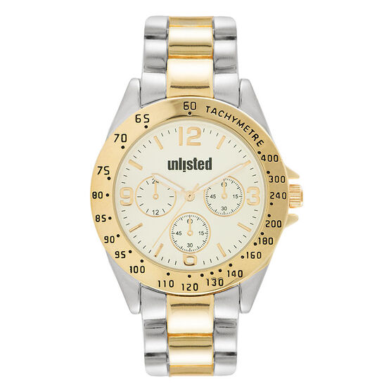 Unlisted by Kenneth Cole Women's Chronograph Watch - 10032080