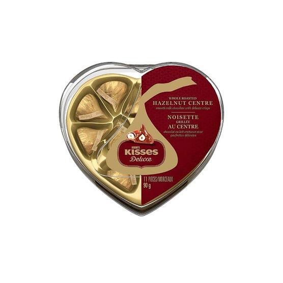 Hershey Heart Kisses Deluxe - 90g