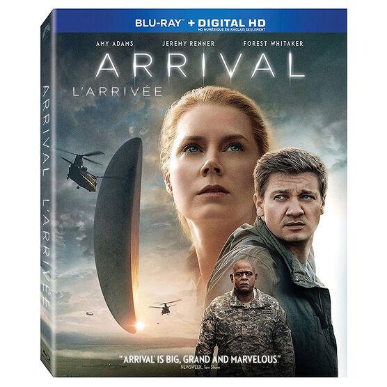 Arrival - Blu-ray