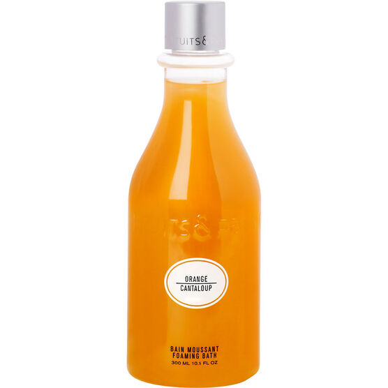 Fruit & Passion Foaming Bath - Orange Cantaloupe - 300ml