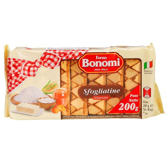 Bonomi Puff Pastry - Glazed - 200g