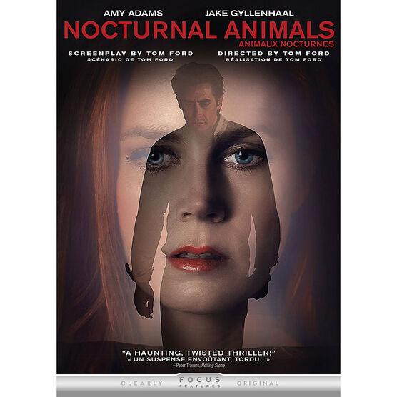 Nocturnal Animals - DVD