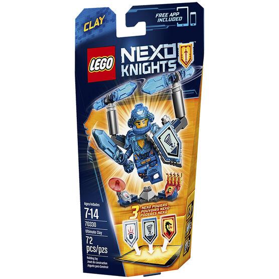 Lego Nexo Knights - Ultimate Clay