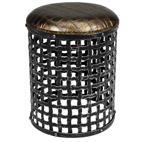 London Drugs Metal Stool Bronze Colour - Assorted Sizes