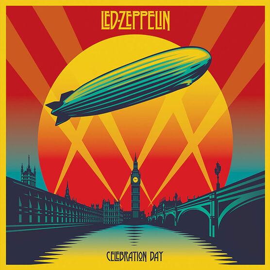 Led Zeppelin - Celebration Day: Deluxe Edition - 2 CD + 2 DVD