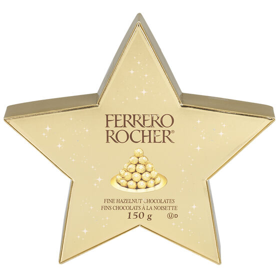 Ferrero Rocher Star - 150g/12 piece