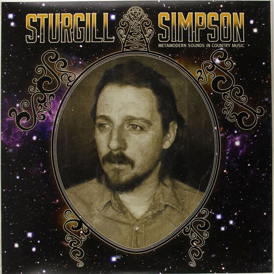 Simpson, Sturgill - Metamodern Sounds in Country Music - Vinyl