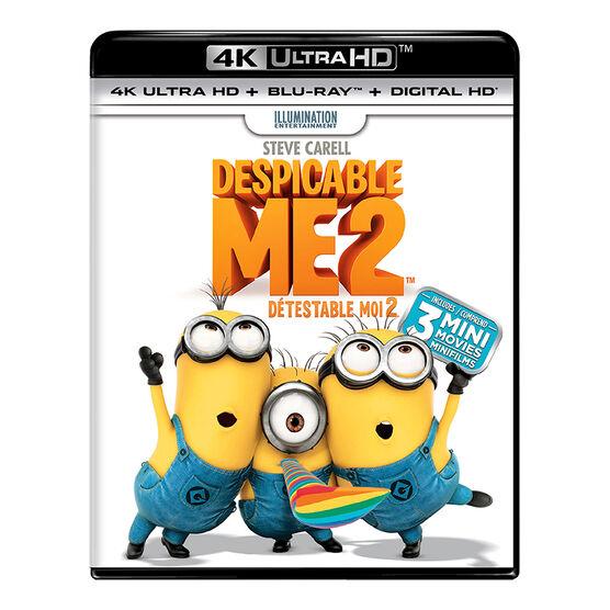 Despicable Me 2 - 4K UHD Blu-ray