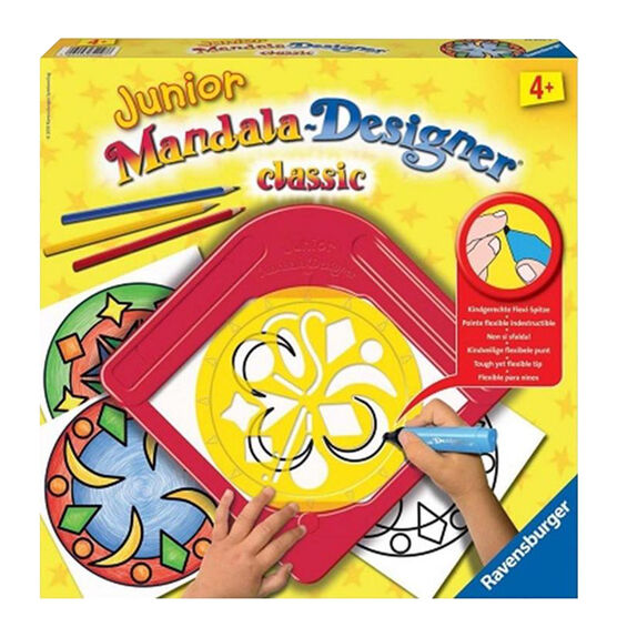 Junior Mandala Designer Kit - Classic