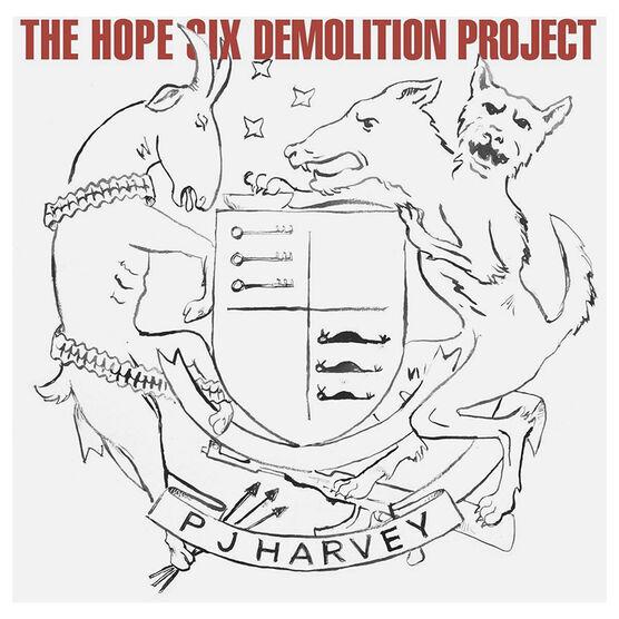 P.J. Harvey - The Hope Six Demolition Project - Vinyl