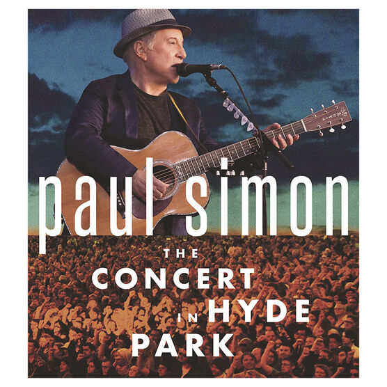Paul Simon: The Concert in Hyde Park - 2 CD + Blu-ray