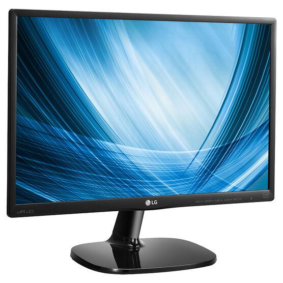 LG 24-inch Full HD IPS LED Monitor - Black - 24MP48HQ-P.AUS