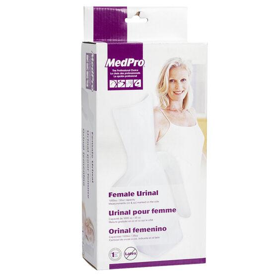 MedPro Female Urinal